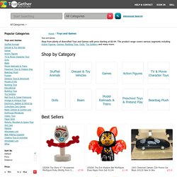 Online Toy Store for Kids - Buy Toys Online