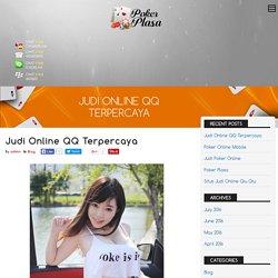 Judi Online QQ Terpercaya