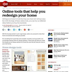Online tools that help you redesign your home | Webware