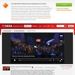 Web only: online deel uitzending De Oerknal