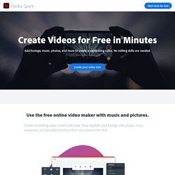 Online Video Editor: Free Video Maker