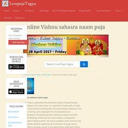 Online Vishnu Sahasra Naam Puja