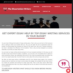 Online Essay Writing Service, Essay Writers UK, Essay Help