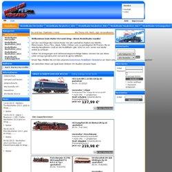 Ihr Onlineshop für Modellbahnen und Spielwaren