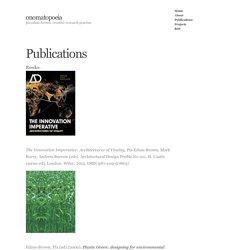 onomatopoeia » Publications