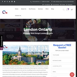 London Ontario Web Design
