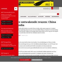 Twee ontwakende reuzen: China en India