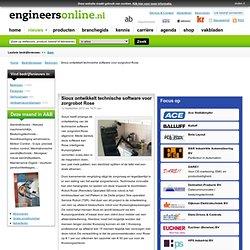Sioux ontwikkelt technische software voor zorgrobot Rose - Nieuws - Engineersonline.nl