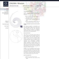 Onuma - Mission