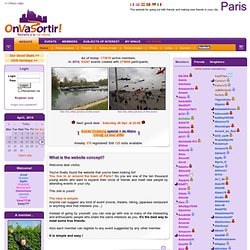 Paris - Website - Home -