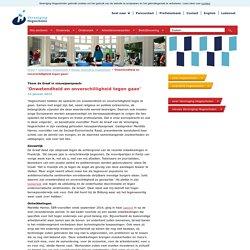 'Onwetendheid en onverschilligheid tegen gaan' - Vereniging Hogescholen