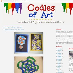 Oodles of Art