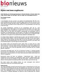 Bionieuws, nieuwsblad voor de biologie
