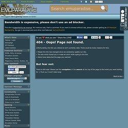 Final Fantasy VI (E) ISO < Sony Playstation / PSX PS1