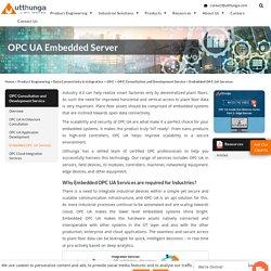 OPC UA Embedded Server
