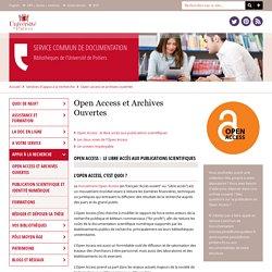 Open Access et Archives Ouvertes