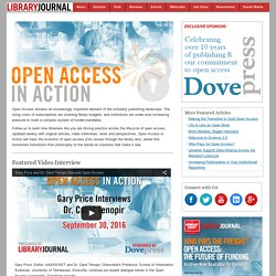 Open Access In Action
