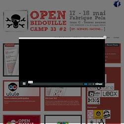 Open Bidouille Camp Bordeaux » Graffiti automatisé