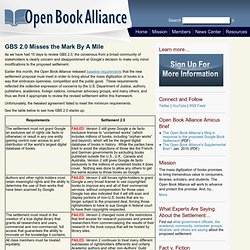 Open Book Alliance
