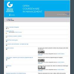 Open-CIM: All courses