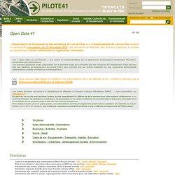 Open Data 41