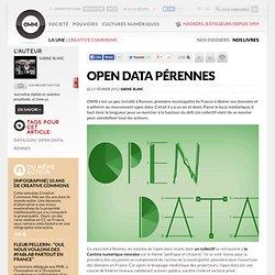 Open data péRennes