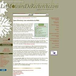 Open Directory: Les volontaires du Web
