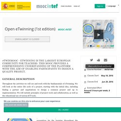 Open eTwinning (1st edition)