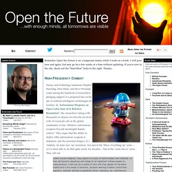 Open the Future