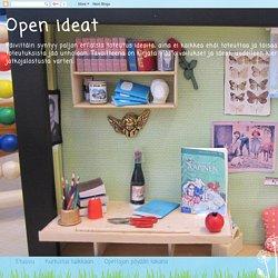 Open ideat: Avaruus-teema