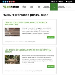 Open Joist TRIFORCE Blog - Triforce
