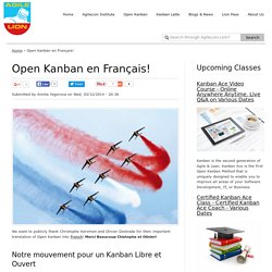 Open Kanban en Français!