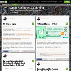 Open Research & Learning