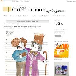 an open [sketch]book: edgar