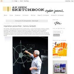 an open [sketch]book: greensboro