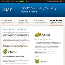 Open Source - Irian