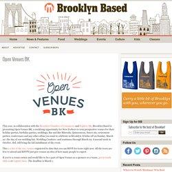 Open Venues BK