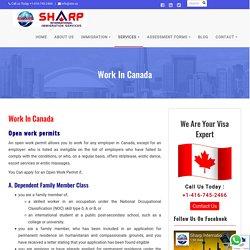 Spouse Work Permit Canada