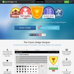 Design a badge