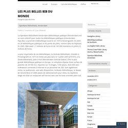 Openbare Bibliotheek, Amsterdam