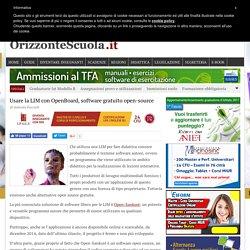 Usare la LIM con OpenBoard, software gratuito open-source - Orizzonte Scuola