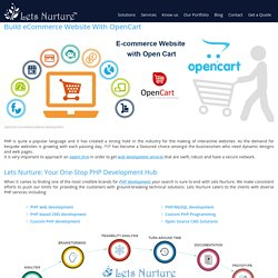 Opencart Development ·