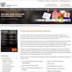 OpenCart Development Services