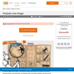 OpenClassrooms - Analyser une image