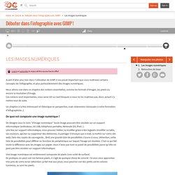 OpenClassrooms - Les images numériques