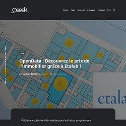 OpenData : Découvrez le prix de l'immobilier grâce à Etalab ! - Geeek.org