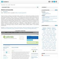 OpenEdition, Histoire du transmédia
