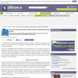 Mandriva, OpenIndiania, UCS, Zential : focus sur les OS européens