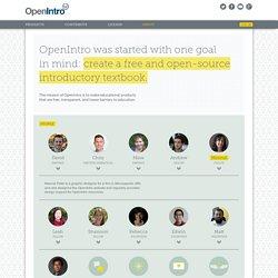 OpenIntro