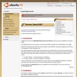openldap-server